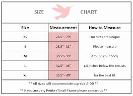 Victorias Secret Size Chart 28 Right Pink Sports Bra Size Chart