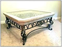 full size of oval wrought iron coffee table with glass top side tables nz legs bases