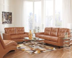 burnt orange leather living room furniture lowes paint colors