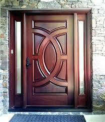 wood entry doors. Solid Door Slab Wood Doors Design Entry With Sidelights Exterior Medium Size Of Slabs D
