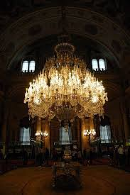 besides the grand chandelier in the ceremonial hall the palace hosts the world s largest collection crystal chandeliers this is a must see venue for