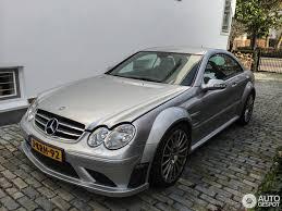 Mercedes-Benz CLK 63 AMG Black Series - 18 September 2014 - Autogespot