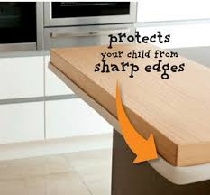 table edge guard. clevamama multipurpose edge guard table b