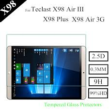 anti shatter x98 air iii tempered glass protector for teclast x98 plus x98 pro glass protect s t98 screen protector