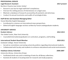Academic Achievement Resume Sample Graduate Cv For Academic And Research Positions