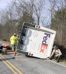 Fedex Delivery Truck Driver Killed In Crash Local News