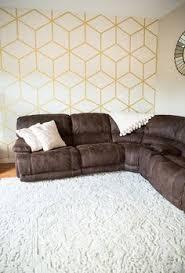 living room makeover living room makeoverscream area ruggeometric wall art mohawk