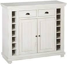 distressed white furniture.  White Progressive Furniture Willow Distressed White Server To I