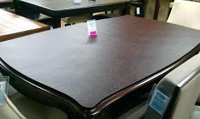 table pads round astonishing ideas custom table pads for dining room tables custom table pads for