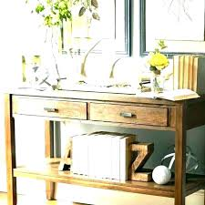 entry console table with drawers contemporary foyer best round ideas on entryway