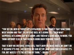 Scrubs Quotes Best Know Your Show Zach Braff Scrubs AtoZChallenge