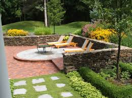 patio walls steps landscaping network