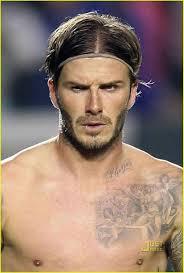 Celebrità Tatuaggi David Beckham Tatuaggi E Piercing