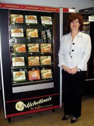 Frozen Product Vending Machine Unique Frozen Food Vending Plays Wider Role In 'Downsized' Market