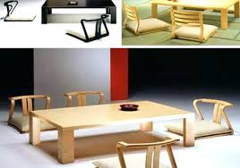 Japanese home office Executive Japanese Estoyen Japanese Style Living Room Furniture Desk Home Office Style Bedroom