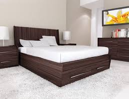 Stylish Double Bed Designs Allmodern Modern Designer Brand Furniture Lighting