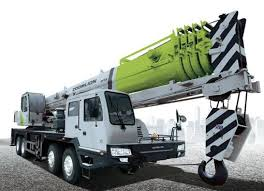 Zoomlion Truck Crane Qy55d531 1 Xuzhou Focus Industry
