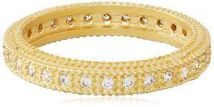 gold vermeil ring