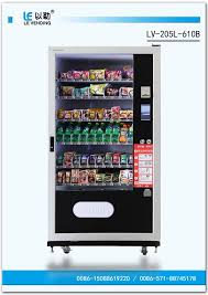 Vending Machine Sticker Suppliers Magnificent LV48L48B With 48 Inch Touch Screen Medical Combo Vending Machine