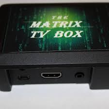 The Matrix TV Box - Posts