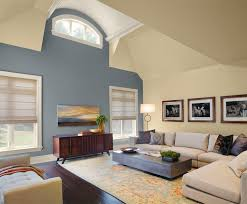 endearing living room paint cream chair with a living room 1nopillowv6arch ceiling detail navy walls and