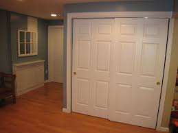hollow core interior doors bypass closet door bypass closet doors