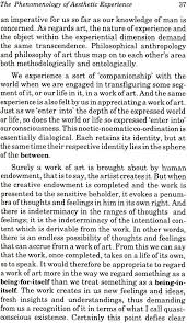 art as dialogue essays in phenomenology of aesthetic experience  look inside the book