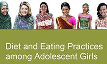 Diet and Eating Practices among Adolescent Girls in <b>Low- and</b> ...