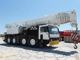 2000 Liebherr Ltm 1090 110 Ton All Terrain Crane Crane For