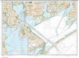 Amazon Com East View Map Link Noaa Chart 11317 Matagorda