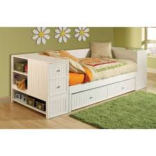 Wooden Daybed With Trundle Bed Uk Intended For Prepare Inspired