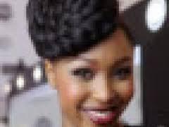 Minnie Dlamini - top braid - 2488711004