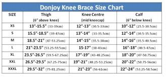 Donjoy Ankle Brace Size Chart Pin On Vitamins Health