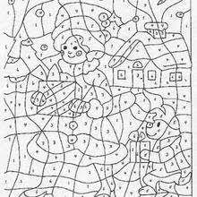 Small Picture Carousel coloring pages Hellokidscom
