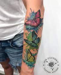 тату в стиле реализм сделаные в Inkfactory
