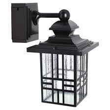 exterior wall lantern with built in electrical outlet. led wall lantern with gfci outlet exterior built in electrical r