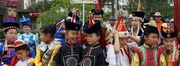 <b>Mongolian</b> Traditional Clothes
