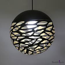 round led ceiling light single light