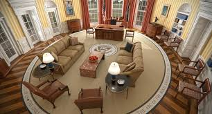 oval office floor plan. Oval Office White House Floor Plan Wood Architecture 3d Max H
