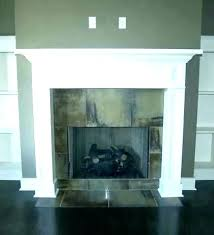 craftsman style fireplace surround tile sears mantels s