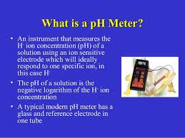 Ph Meter Calibration P H Meter Use And Calibration