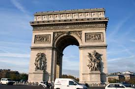 paris france landmark attractions and