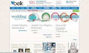 belk bloomingdales wedding registry