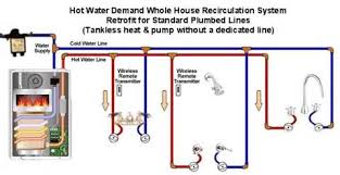 similiar passive hot water recirculation system keywords heat pump thermostat wiring diagrams car pictures heat get