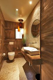 Rustic Furniture: 50 Examples Of Modern Bathroom Furniture In The ...