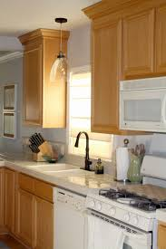 lighting above kitchen sink. 30 Unique Recessed Lighting Above Kitchen Sink Pictures G