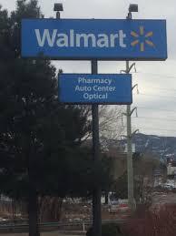 Walmart Colorado Springs Walmart Supercenter Colorado Springs Colorado Springs