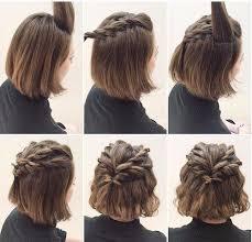 Large 30 Hair Stuff Krátké Vlasy Zapletené Vlasy A