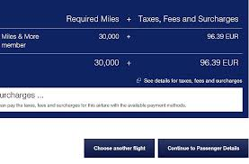 Miles And More Flight Award Chart How To Book Award Travel With Lufthansa Miles More