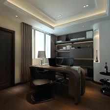 cool office lighting. Cool Office Lighting Minimalist Home Design With Wooden Desk Cabinet And Black Chair Ideas Calculations S